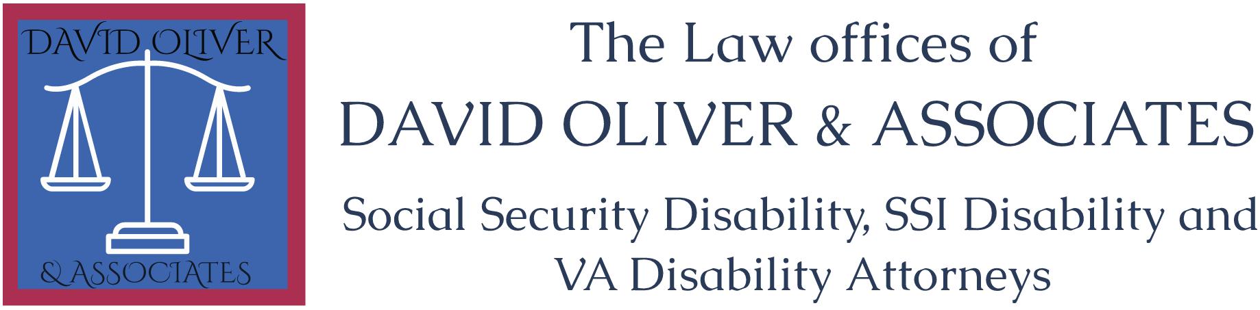 David Oliver & Associates - VA, Social Security, and SSI